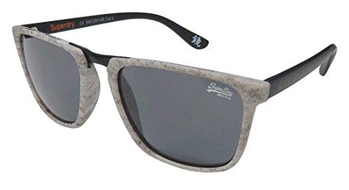 Superdry Sds Aftershock Mens/Womens Designer Full-rim 100% UVA & UVB Lenses Sunglasses/Sun Glasses (54-20-148, Gray Pattern / - Womens Superdry Glasses