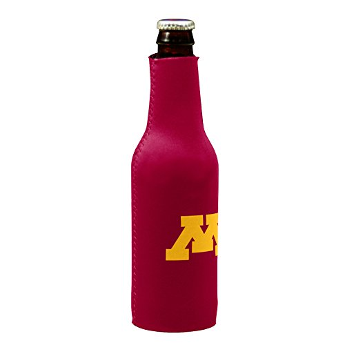 NCAA Minnesota Golden Gophers Bottle Drink Coozie