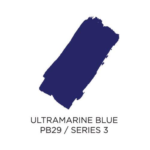 (Akua Intaglio Print Making Ink, 2 oz Jar, Ultramarine Blue (IIUB2))