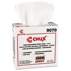 Chicopee 9070 Chux Light-Duty General Purpose Towel, 9.5