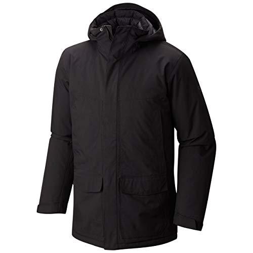 Mountain Hardwear Men's Radian Insulated Coat, Black, L