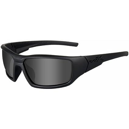 Wiley X Censor Sunglasses, Smoke Grey/Matte Black