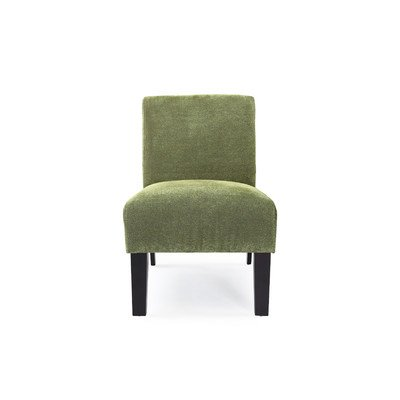 Deco Accent Chair (Green) (Green And White Accent Chair)