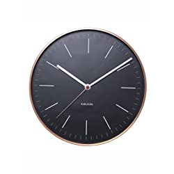 Karlsson Modern Wall Clocks Ka5507Bk