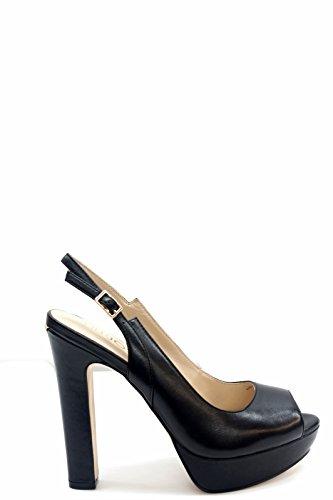 Sandali Jo Toe Nero S18013P005522222 Tacco Liu Open Sandalo 120 TC Donna w1dqx0E