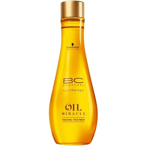 Schwarzkopf BC Oil Miracle Finishing Treatment (For Normal to Thick Hair) 100ml/3.4oz