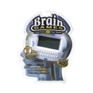 Radica: Brain Games - Cross Train Your (Electronic Brain Games)