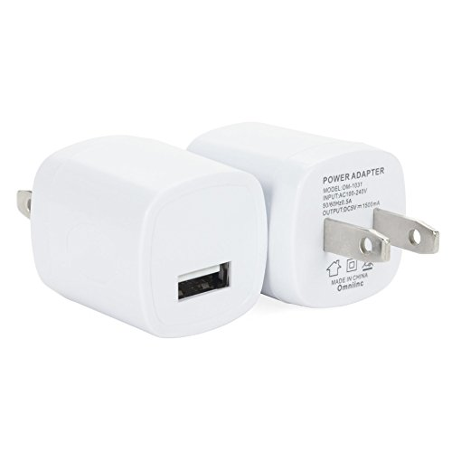 Universal Adapter Charger iPhone Samsung