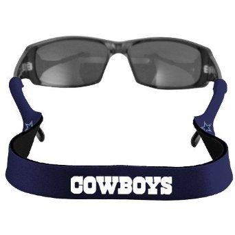 NFL Dallas Cowboys Neoprene Sunglasses Strap (Croakie)