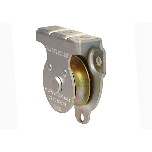 Campbell T7550501 PULLEY,HD,WALL/CEILING MOUNT,1-1/2