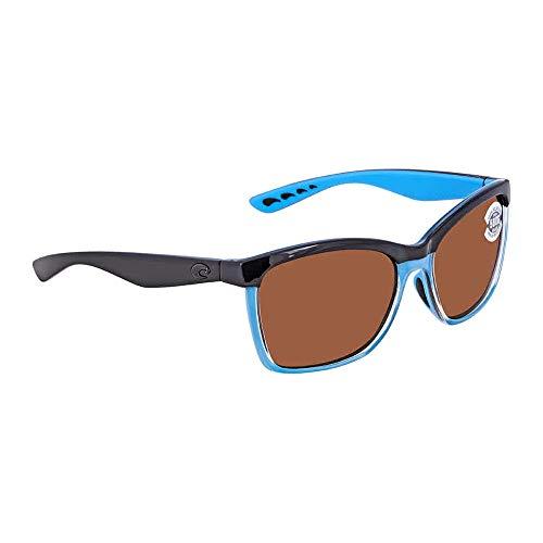 Lens Femme Lunettes Costa Mar Del Frame Brillant Neuf Blue atoll cristal De 97 Shiny Clair nbsp;noir Pour Soleil Anaa Light bleu Copper Black CZw1ZxnSP
