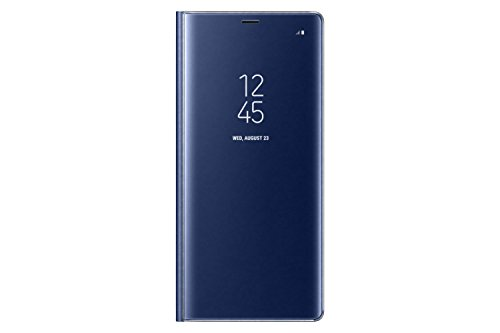 Samsung EF-ZN950CNEGUS Galaxy Note8 S-View Flip Cover with Kickstand, Blue by Samsung