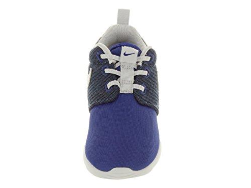 Nike Unisex Baby Roshe One (Tdv) Lauflernschuhe Blau / Grau (Dp Ryl Blue / Wlf Gry-Mdnght Nvy)