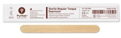 709 - Standard - Puritan Tongue Depressors, Puritan Medical Products - Box of 250
