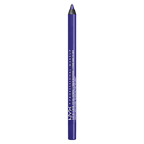 (NYX Professional Makeup Slide On Pencil,03 Pretty Violet)