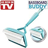 NEW! As Seen On TV!! BaseBoard Buddy Lightweight Extendable Microfiber Multiuse Cleaner