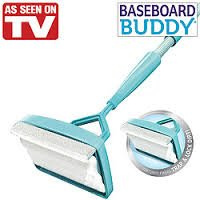 BaseBoard Buddy Extendable Microfiber Multiuse Cleaner