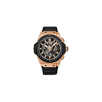 Hublot King Power Unico King Gold Carbon Automatic Chronograph 18K Gold - 701.OQ.0180.RX