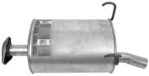 - Walker 52203 Quiet-Flow Stainless Steel Muffler Assembly