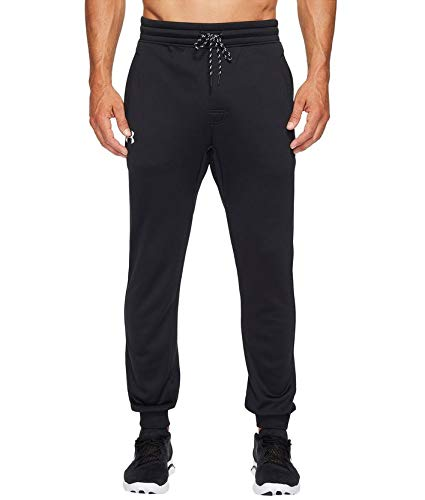 Homme Pantalon Noir Under 1280742 Armour wqPnRp
