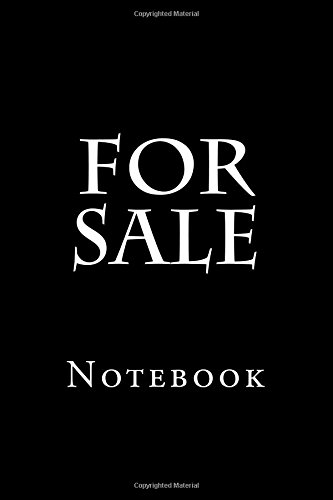Download For Sale: Notebook 6x9 150 lined pages softcover PDF