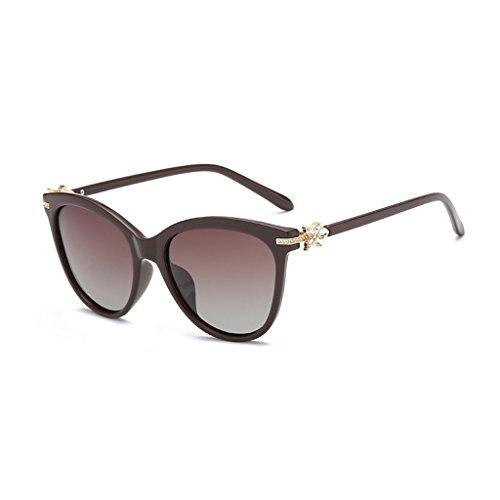 Exteriores para Conducción Espejo Sol Colorful Ms Light Driver Color de Gafas Anti Polarized Personalidad de C2 Gafas C2 UV Moda FOAwqWz161