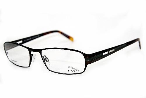fed4490ce2 Image Unavailable. Image not available for. Colour  JAGUAR 35017 Eyeglasses  Brown 544 Optical Frame