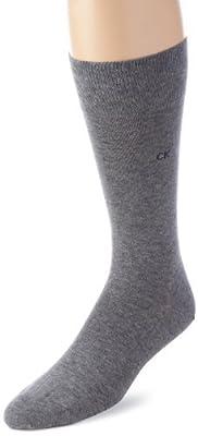 Calvin Klein Men's Pair ECB212 Combed Cotton Socks 40-46 USA 7-12