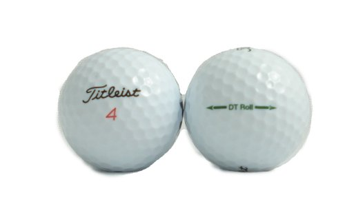 Titleist DT Roll Recycled Golf Balls 36 Pack