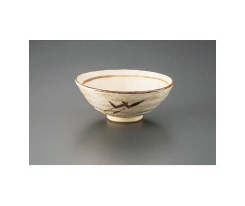 Made by Keitoh Shino 14.5 cm Match Bowl Pottery Ware by watou_asia