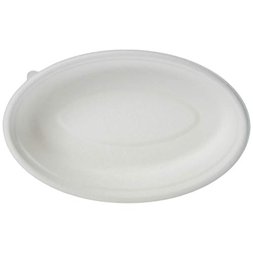 - AmazonBasics Compostable Burrito Bowl, 24 oz, 250 Bowls