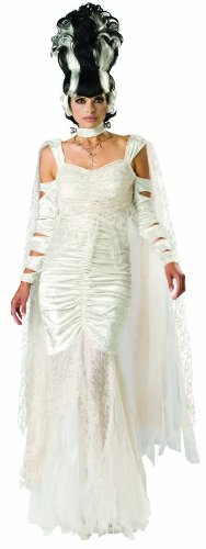 Monster Bride Adult Costume - Medium by InCharacter