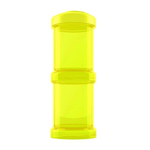 Prime Baby Container Duplo Amarelo,
