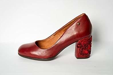 PIKOLINOS Red Heel For Women