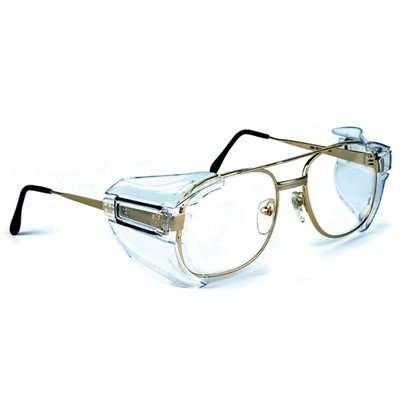 Safety Optical Service B-52 Plus Safety Wing Eyeglasses Safety Side Shields (40 Pairs)