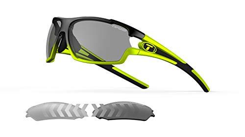 Tifosi Amok Sunglasses (Race Neon, Smoke ()