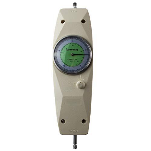 Force Gauge,Knoweasy NK-20 Mechanical Analog Push Pull Gauge