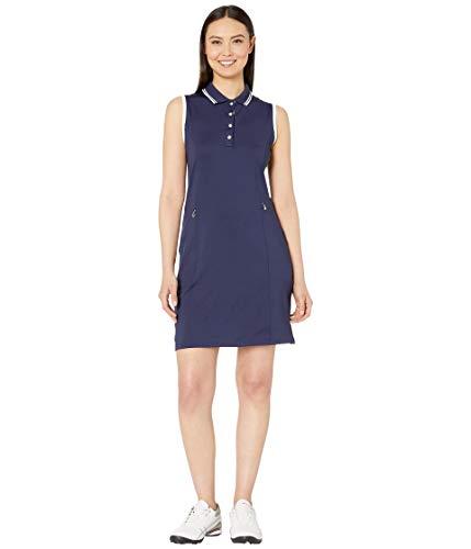 Callaway Ladies Sleeveless - Callaway Women's Sleeveless Golf Dress, Peacoat, XX-Large