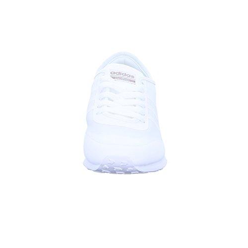 adidas CLOUDFOAM GROOVE TM W - Zapatillas deportivas para Mujer, Blanco - (FTWBLA/FTWBLA/GRMEVA) 37 1/3