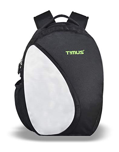 Timus Celebrity Black 18L Light Weight College Bag School Casual Backpacks for Boys   Girls   19 Inch Laptop Backpack