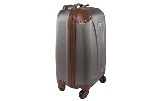 mano rigido S162 PIERRE bagaglio moro ryanair CARDIN Valigia trolley a mini O7nFqq8f