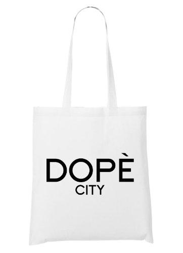 Dopè City Bag White