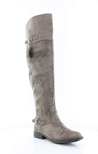 Price comparison product image American Rag Womens Adarra Closed Toe Knee High Fashion Boots,  Truffle,  Size 8.0