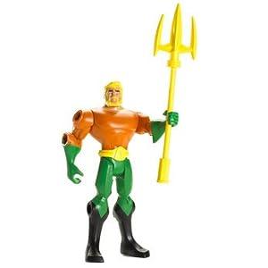 Mattel - Batman the Brave and the Bold: Aquaman - Parry ...  |Batman The Brave And Bold Aquaman