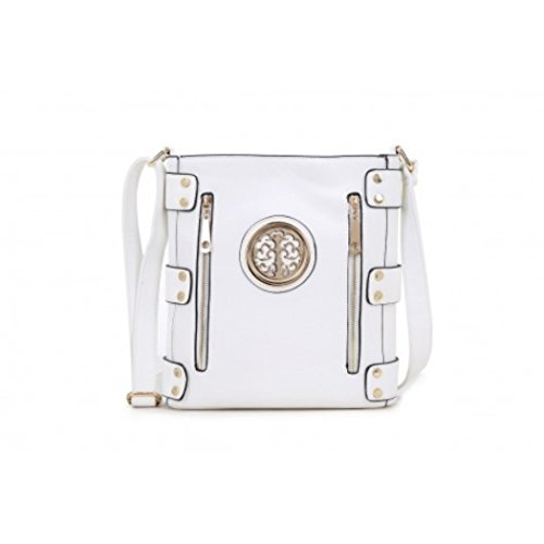 Cross LeahWard White Cross Women's Bag Body Bag Body RRZXHxqBwn