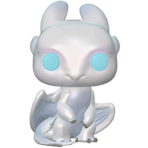 Funko Pop! Movies: How to Train Your Dragon 3 - Light Fury