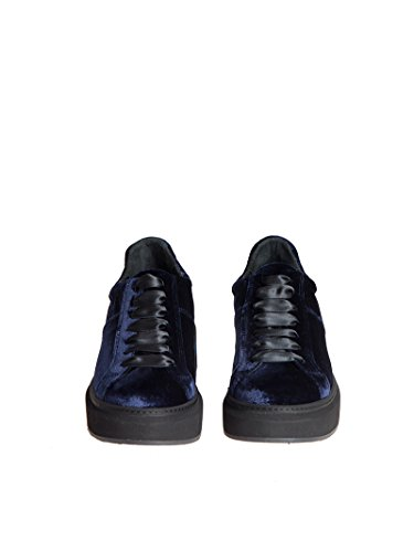 Manuale Barcelo Lady Mrlbve05 Sneakers In Pelle Blau