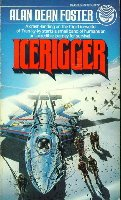 book cover of Icerigger