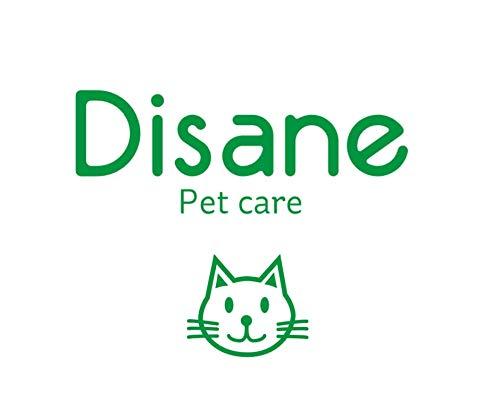 Disane Pipetas Antiparasitarias 100% Naturales para Gatos | 2 Unidades | 1 Mes de Protección Contra Todo Tipo de Insectos | Pipetas Antipulgas Formuladas ...