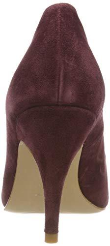 Classic Pump Femme Bianco 85 burgundy Rouge Escarpins 411 Bout Fermé vdx5qnwf5